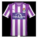 Maglia Real Valladolid 2008-2009 home