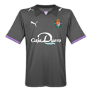 Maglia Real Valladolid 2008-2009 third