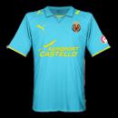 Maglia Villareal 2008-2009 away