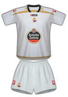 Deportivo third