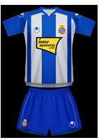 Espanyol home