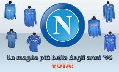 La maglia più bella del Napoli