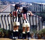 Nino e Angelo molti anni fa..