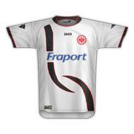 Eintracht Francoforte third