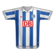 Hertha Berlino home