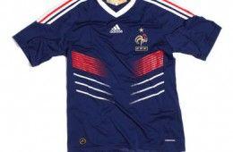 Maglia Francia 2010 - Adidas