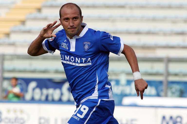 Prima maglia dell'Empoli 2009-2010