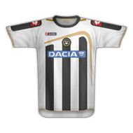 udinese home