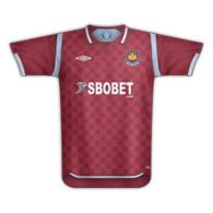 West Ham home 2009-2010