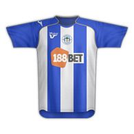 Wigan home 2009-2010