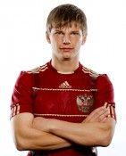 Arshavin indossa la maglia della Russia per il 2010