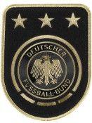 Lo stemma della Germania sulla nuova maglia