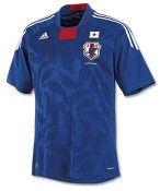 La maglia del Giappone per il 2010