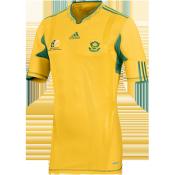 Maglia Sudafrica da gioco 2010