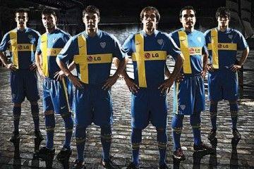 Maglia Boca Juniors 105 Anni