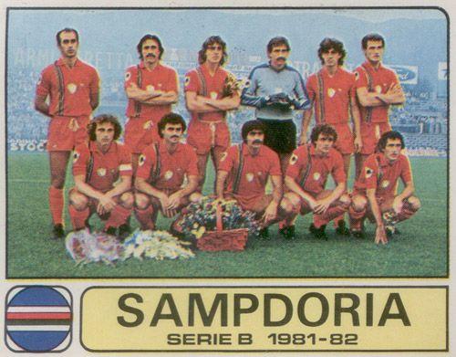 Sampdoria 1981-1982