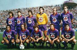 Fiorentina 1981-82 formazione