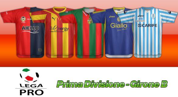 Lega Pro 1a Divisione - Girone B