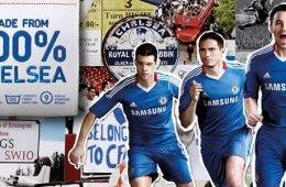 Nuova maglia Chelsea 2010-2011