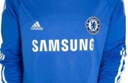 Maglia Chelsea 2010-11 a maniche lunghe