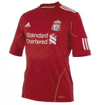 Maglie Liverpool 2010/11
