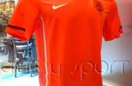 Maglia Olanda 2010-12 Nike