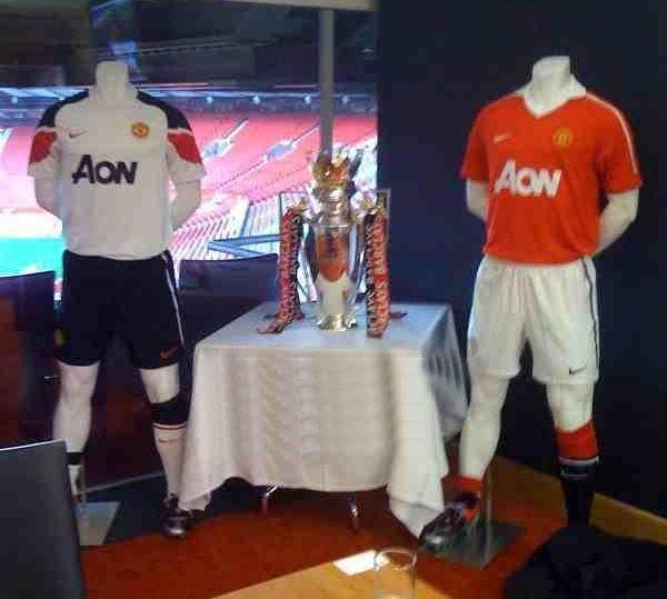 Maglia Manchester United 2011