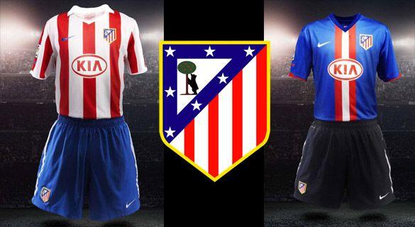 Maglie Atletico Madrid 2010-11