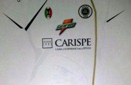 Bozza maglia Spezia 2010-2011