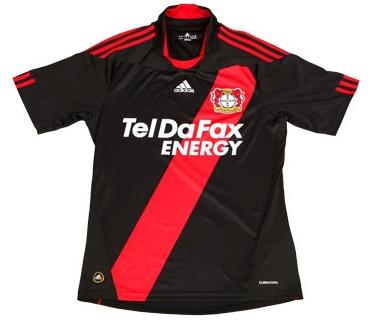 Maglia Bayer Leverkusen 2010-2011