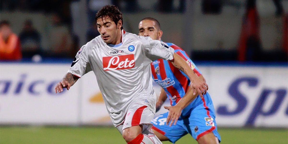 Lavezzi Napoli 2009