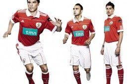 Maglia Benfica 2010-2011