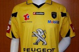 Maglia Sochaux 2010-2011