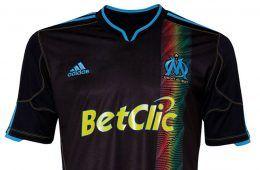 Marsiglia maglia Champions League 2010-11