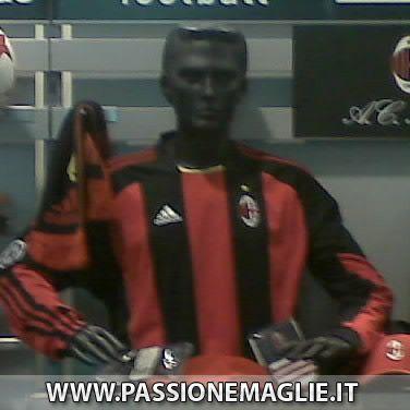 Maglia Milan non ufficiale 2010-11