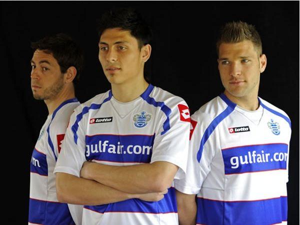 Maglia Queens Park Rangers 2010-2011