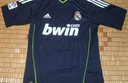 Maglia Real Madrid away 2010-11