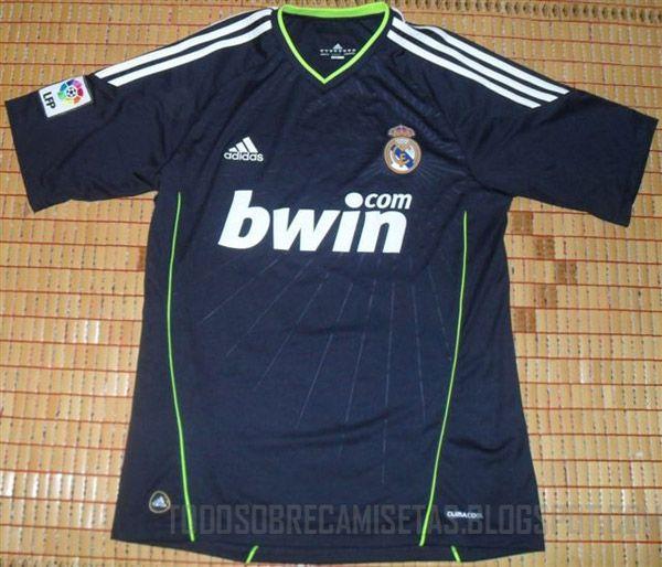Maglia Real Madrid away 2010-11