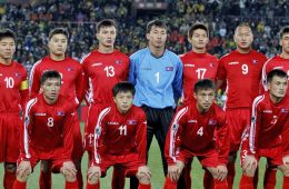 Corea del Nord 2010 Mondiali