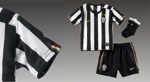 Anteprima maglia Juventus 2010-2011