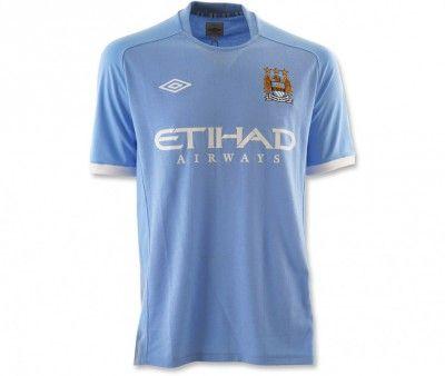 Maglia Manchester City 2010-2011