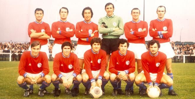 Squadra PSG 1970-1971