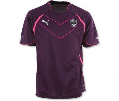 Terza maglia Bordeaux 2010-2011