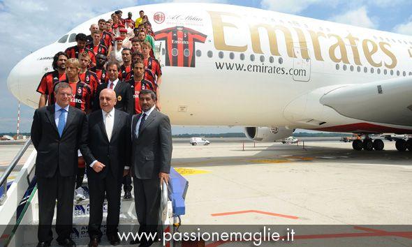Aereo Fly Emirates