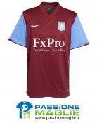 Maglia Aston Villa home 2010-2011