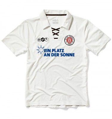 Seconda maglia St. Pauli 2010-2011