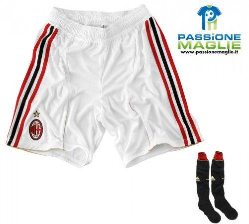 Calzoncini Milan home 2010-2011