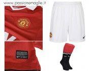 Dettagli maglia Manchester 2010-11