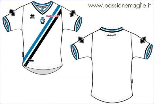 Disegno Erreà - Seconda maglia Atalanta