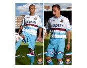 Divisa trasferta West Ham 2010-11